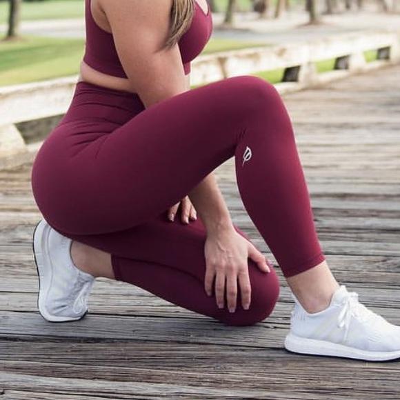 P Tula Pants Jumpsuits Ptula Mayra Plush Cranberry Leggings Poshmark Get 36% off w/ ptula promo codes or coupons. ptula mayra plush cranberry leggings
